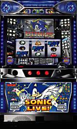 sonic popcorn machine