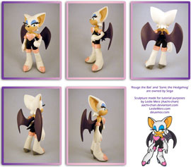Sonic The Hedgehog Fan Items 23