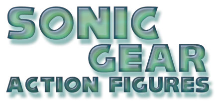 ReSaurus Sonic Action Figure Titlecard