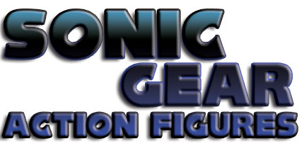 Sonic Action Figures Title image