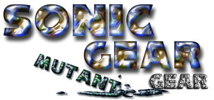 Mutant Gear Sonic Title: The Revenge