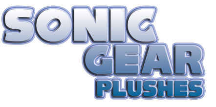 Japanese Sonic Plush Title Card