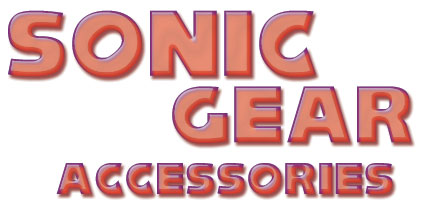 Sonic the Hedgehog Accessories Title Image