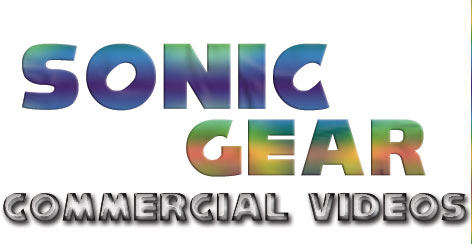 International Sonic the Hedgehog Ad Videos Banner