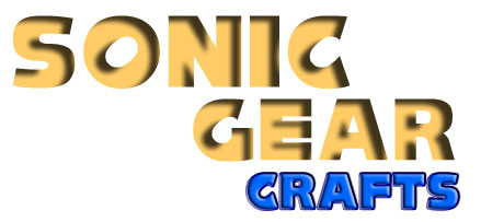 Sonic Crafts Creativity Title Card