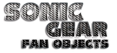Sonic Fan Objects Title