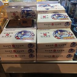 Sonic Foods Of Japan