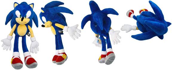 Korean Sonic The Hedgehog Items
