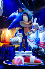 Sonic The Hedgehog Statues Gallery Page 2