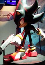 Sonic The Hedgehog Statues