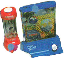 Sonic Ring Games Toy Water