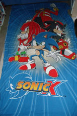 Uk Area Sonic The Hedgehog Home Decor Items Page 2