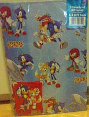 Sonic The Hedgehog Uk General Merchandise 5