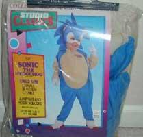 Sonic Halloween Costumes Dress Up
