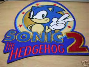 Sonic Rug Rugs Ideas