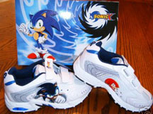 Current Sonic The Hedgehog Clothing