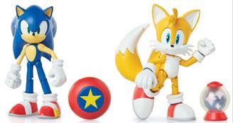 Jakks Pacific Sonic Articulated Action Figures