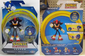 Jakks Pacific Bendy Sonic Figures Page