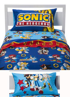 Sonic The Hedgehog Home Decor Usa 8