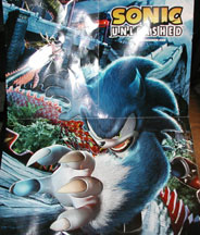 Werehog Side Unleashed Dbl Poster