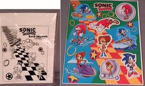 Usa Sonic The Hedgehog Hygene