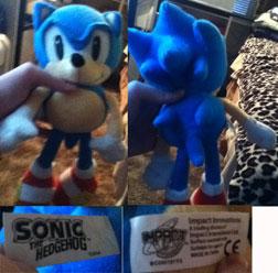 Sonic The Hedgehog Plushes Dolls Usa 10
