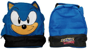 Sonic The Hedgehog School Supplies Page 2