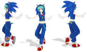 Sonic The Hedgehog Virtual Items Page 3